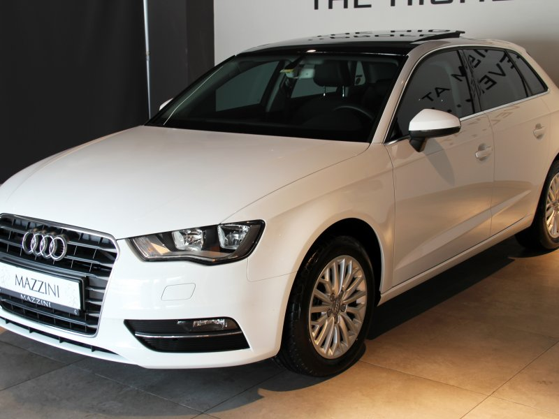 audi a3 sportback 1 6 tdi ambiente beyaz 2015 35gb8083 mazzini. Black Bedroom Furniture Sets. Home Design Ideas